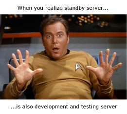 Standby Fail